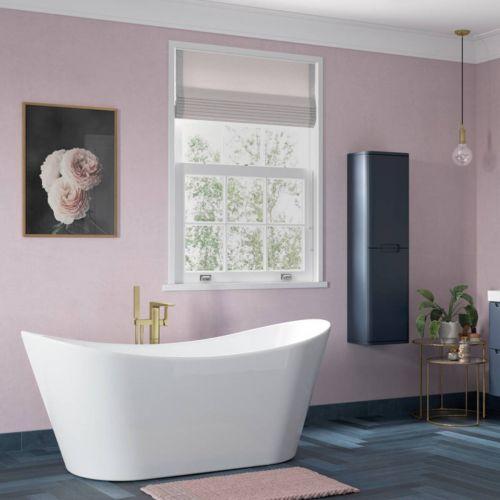 Moods Bathrooms to Love Belmont Freestanding Bath (14360)