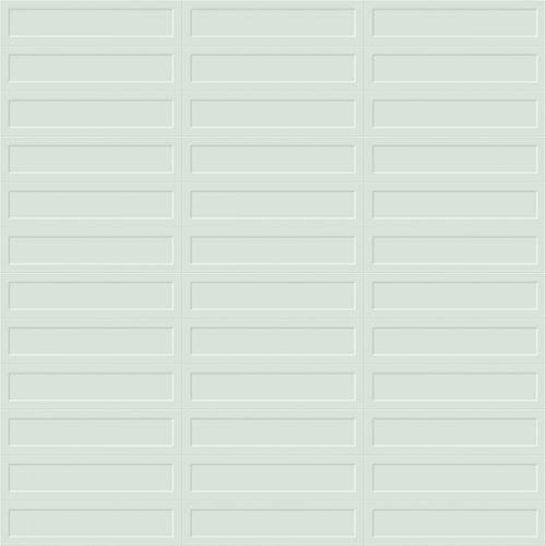 Gallery Aqua Shiny 7.5 x 30cm White Body Wall Tile - 0.99sqm perbox (17393)