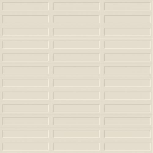 Gallery Beige Shiny 7.5 x 30cm White Body Tile - 0.99sqm perbox (17396)