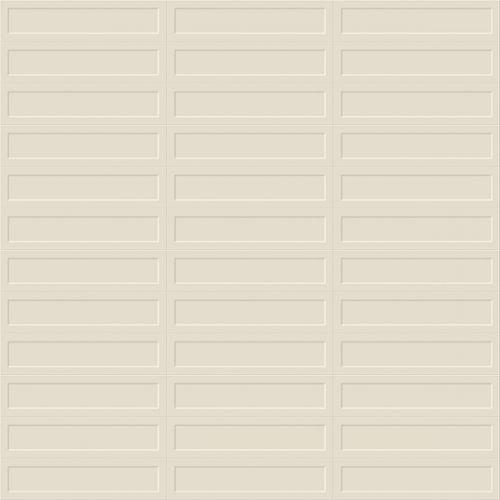 Gallery Beige Shiny 7.5 x 30cm White Body Wall Tile - 0.99sqm perbox (17396)