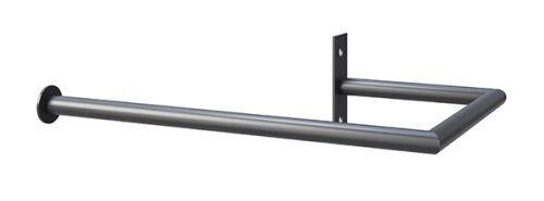 Asquiths Towel Rail - Mineral Anthracite - 17778