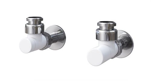 Asquiths Standard Manual Valve - Mineral White - 17780