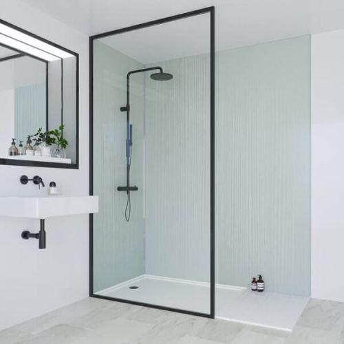 Multipanel Heritage Collection Faversham Linewood 1200mm Shower Panel (13530)
