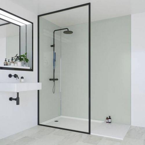 Multipanel Heritage Collection Faversham Matte 1200mm Shower Panel (13525)