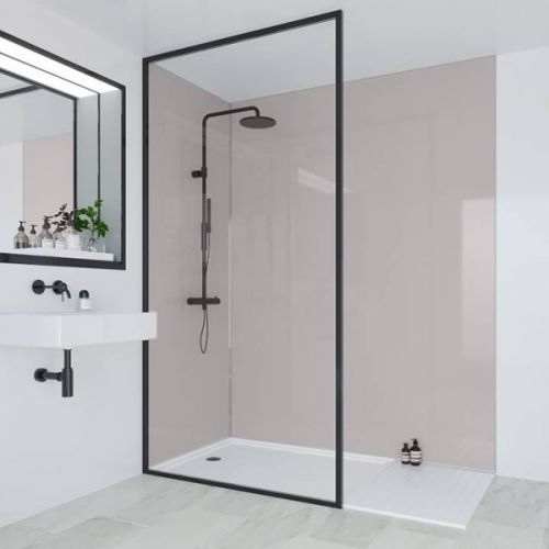 Multipanel Heritage Collection Henley Gloss 1200mm Shower Panel (13541)