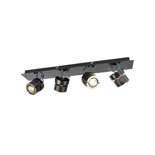 Forum Inlight INL-28204-BCHR Pedro Quad Wall/Ceiling Spotlight - 18477