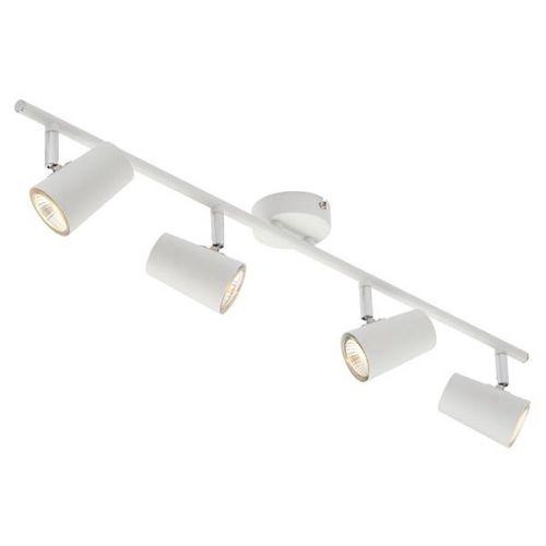Forum Inlight INL-31723-WHT Harvey 4 Light Spotlight Bar - White - 18490