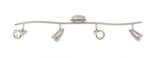 Forum Inlight INL-598410-SNIC Elara 4 Light Bar Spotlight - 18498