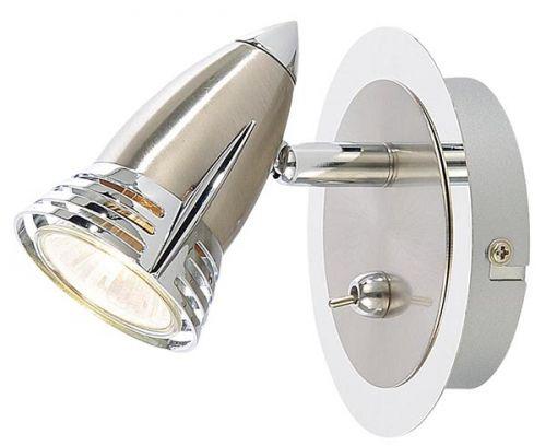 Forum Inlight INL-740000-SNIC Elara Single Wall Spotlight - 18499