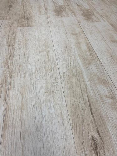 Kamba Natural 20 x 110cm Rectified Wood Effect Tile - 1.32sqm perbox (19674)