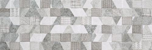 Kalos Decor Cold 33 x 100cm Ceramic Wall Tile  -  1.33sqm perbox (16378)