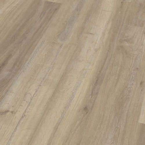 Khaki Oak 8mm Laminate Wooden Flooring - 2.22sqm per pack - 13995