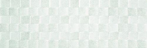 Kalos Rel White 33 x 100cm Ceramic Wall Tile - 1.33sqm perbox (16381)