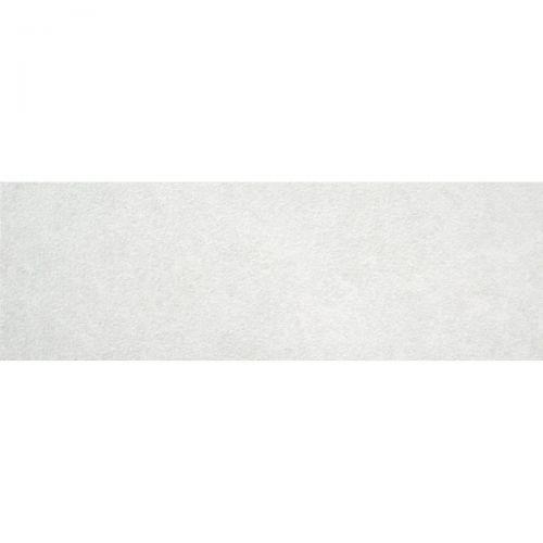 Kalos White 33 x 100cm Ceramic Wall Tile  -  1.33sqm perbox (16382)