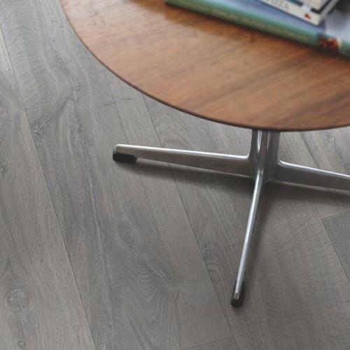 Pergo Sensation Modern Plank 4V Laminate Wooden Flooring - 1.835sqm per pack - Urban Grey Oak (18109)