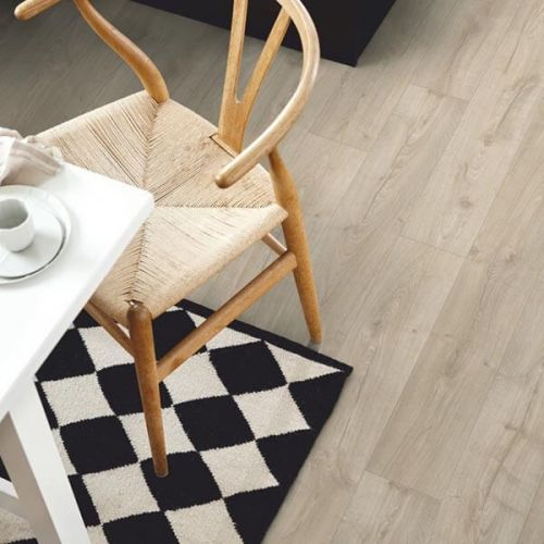 Pergo Sensation Modern Plank 4V Laminate Wooden Flooring - 1.835sqm per pack - New England Oak (18106)
