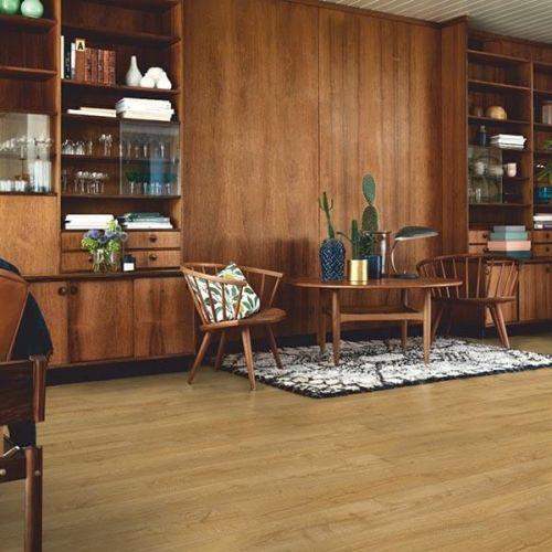Pergo Sensation Modern Plank 4V Laminate Wooden Flooring - 1.835sqm per pack - Manor Oak (18104)