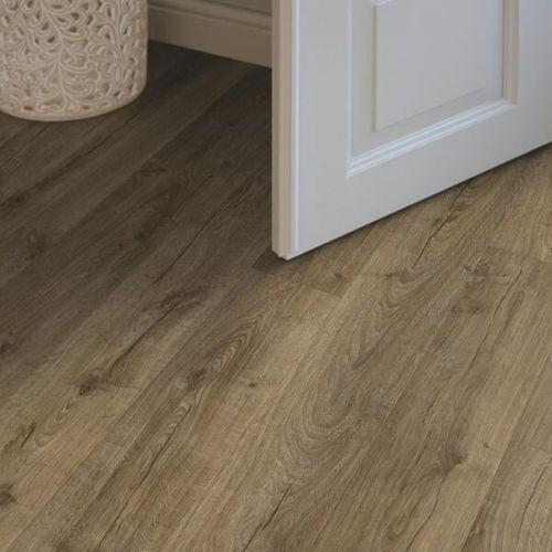 Pergo Sensation Modern Plank 4V Laminate Wooden Flooring - 1.835sqm per pack - Farmhouse Oak (18101)