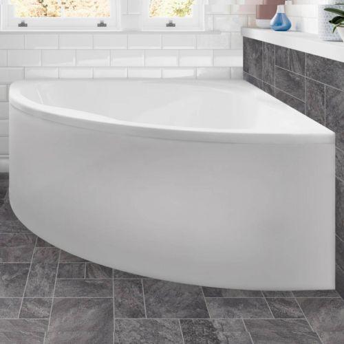 Moods Bathrooms to Love Laguna Luxury Corner Bath  (14701)