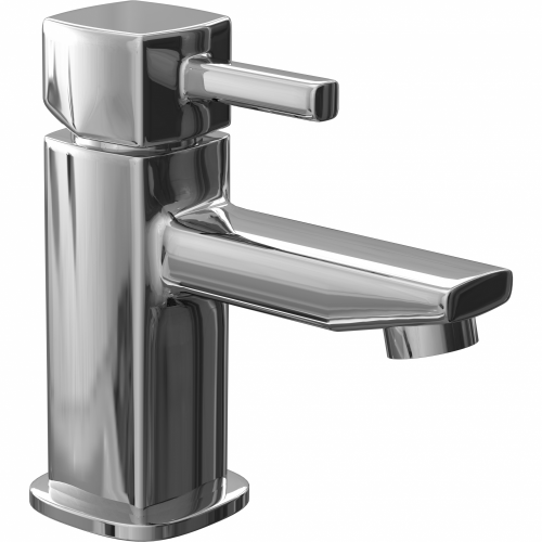 Eliseo Ricci Ruby Mini Mono Basin Mixer Tap (14931)