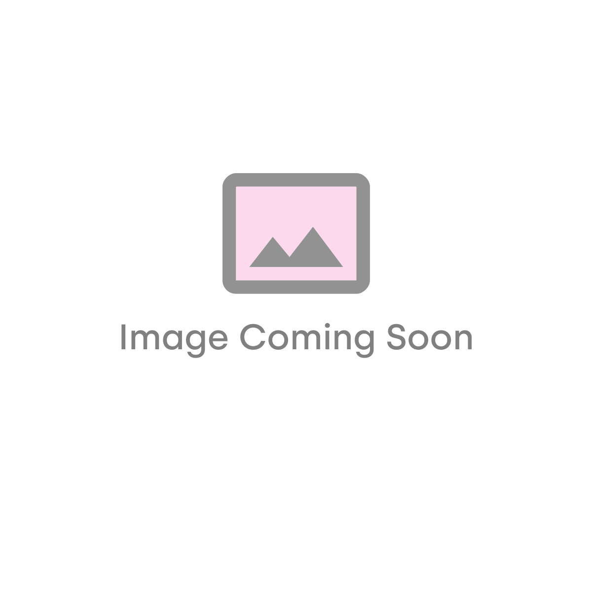 LoCo 800 x 500mm Straight Heated Towel Rail - Chrome (19682)