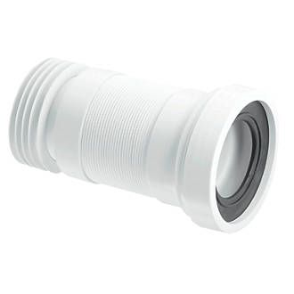 McAlpine Flexible WC Pan Connector (97 - 107mm) - 11362