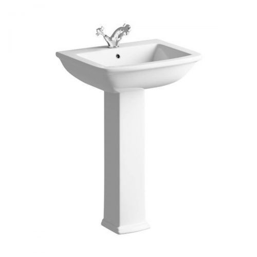 Traditional Basin & Pedestal