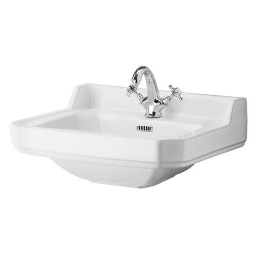 Richmond 500mm 1 Tap Hole Wall Hung Basin (19459)