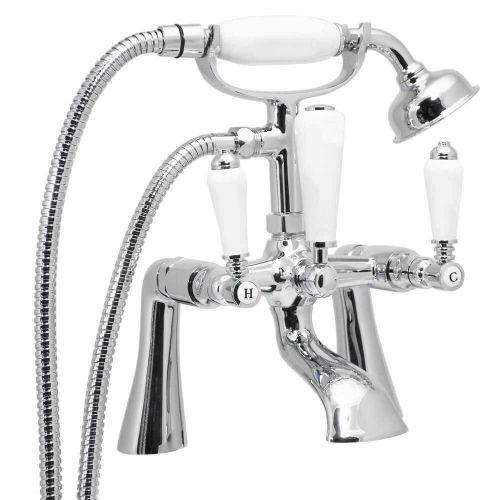 Eliseo Ricci Newbury Bath Shower Mixer - 8516
