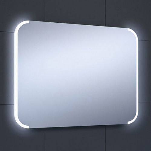 Nice 800mm x 600mm LED Mirror - 19381