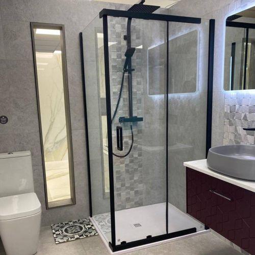 Sliding Shower Door