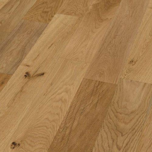 Lignum Strata Oak Brushed 155 18mm Wooden Flooring - 2.63sqm per pack - 13983