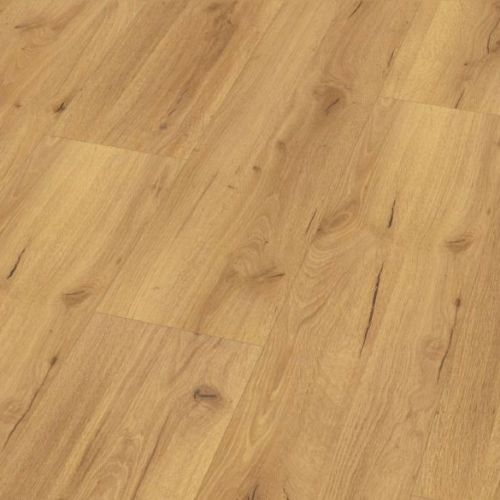 Oak Robust Natural Senior 12mm Laminate Wooden Flooring - 1.43sqm per pack - 13987