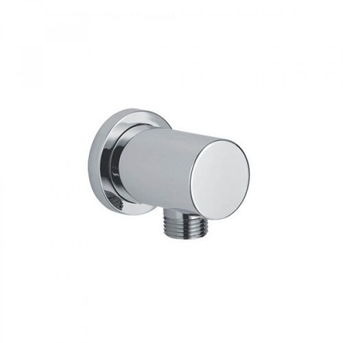 Round Shower Wall Outlet Elbow (9254)