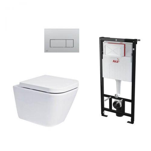 Toilet & Frame Pack