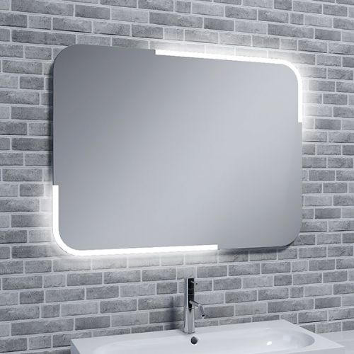 Paris 800 x 600mm LED Mirror (19379)