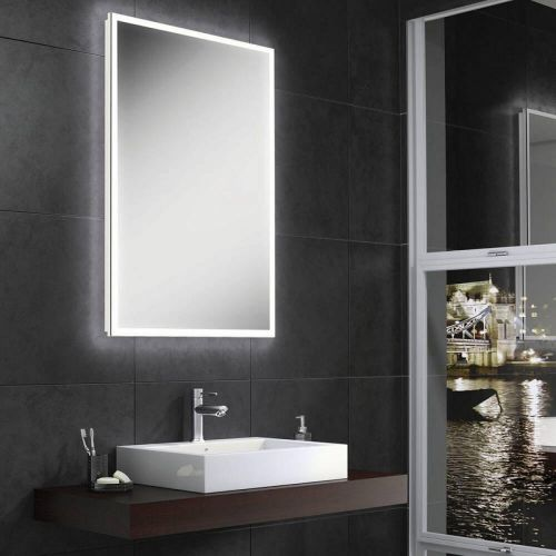 Pegella 500 x 700mm LED Mirror with Demister (13888)
