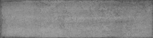 Poema Graphite Gloss Shiny 7.5 x 30cm White Body Wall Tile - 0.99sqm perbox (17415)