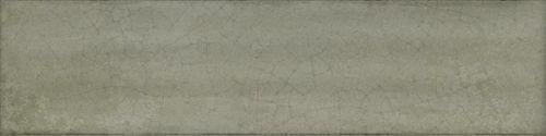 Poema Green Gloss Shiny 7.5 x 30cm White Body Wall Tile - 0.99sqm perbox (17416)
