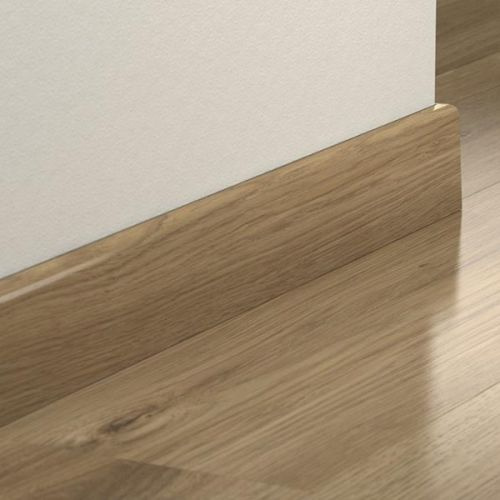 Pergo Straight Wallbase (2.4m in length) - Modern Grey Oak - 18149