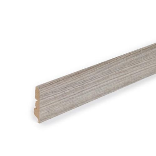 Pergo Straight Wallbase (2.4m in length) - Mountain Grey Oak - 18155