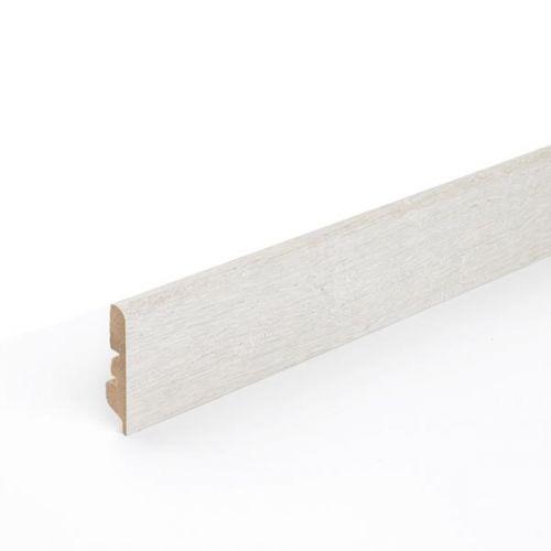 Pergo Straight Wallbase (2.4m in length) - Light Fjord Oak - 18173