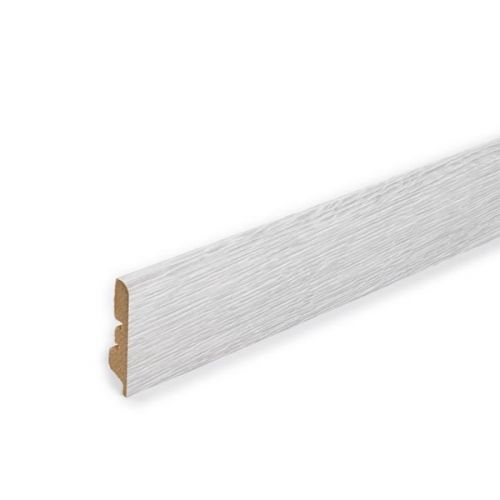 Pergo Straight Wallbase (2.4m in length) - Studio Oak - 18123