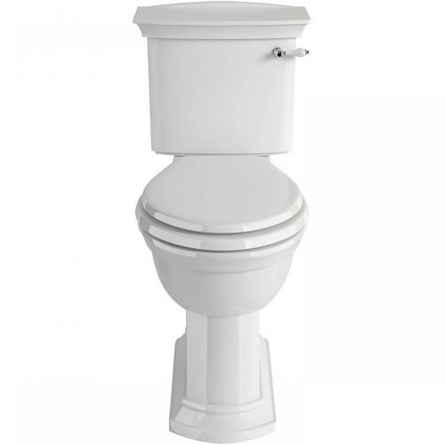 Standard Height WC & Cistern