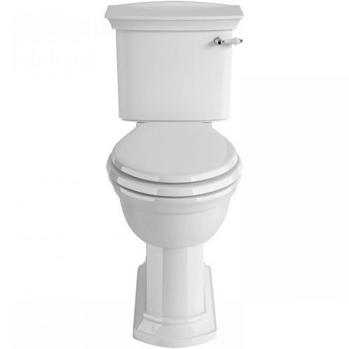 Comfort Height WC & Cistern