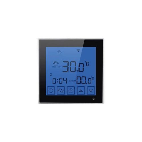 Phoenix Digital Touch Screen Thermostat - Black - 18829