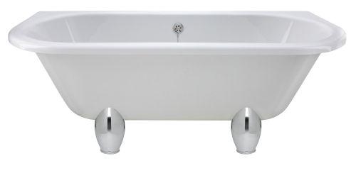 Hudson Reed Kenton Free Standing Bath & Deacon Legset RE1701M1  (15168)