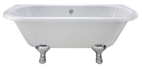 Hudson Reed Kenton Free Standing Bath & Corbel Legset RE1701T  (15169)