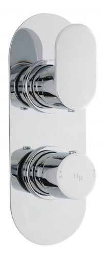 Hudson Reed Reign Twin Thermostatic Shower Valve REI3410 (15520)