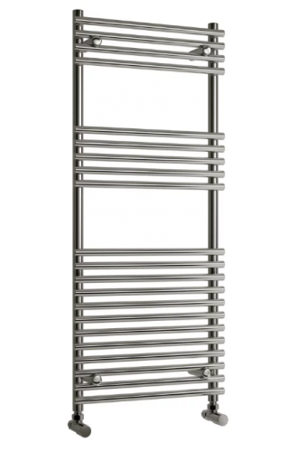 Reina Pavia 1200 x 500mm Designer Radiator - Chrome - 12287